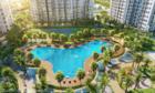 Mô hình đô thị nghỉ dưỡng lên ngôi, căn hộ chất resort Mỹ hấp dẫn khách Thủ đô