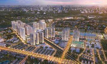 Vinhomes Smart City mở bán SA2 - Tòa tháp căn hộ đầu tiên của phân khu The Sakura