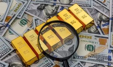 Giá vàng và đồng USD tiếp tục tăng mạnh