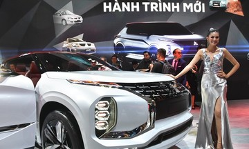 Vietnam Motor Show 2021 sẽ không diễn ra