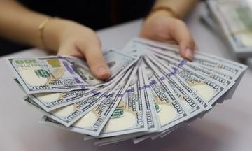 Giá vàng trong nước đi xuống, tỷ giá trung tâm giảm 18 đồng