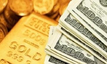Giá vàng SJC và đồng USD ổn định trong phiên cuối tuần