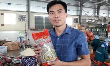 Người làm nên thương hiệu miến dong Việt Cường