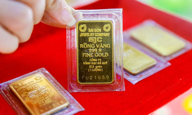 Có nên huy động vàng trong dân để... chặn buôn lậu vàng?
