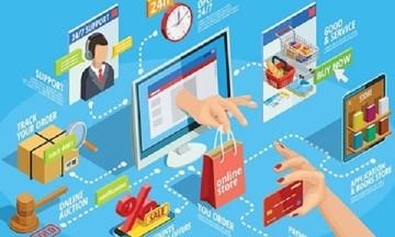 HTX nhập cuộc thương mại điện tử xuyên biên giới