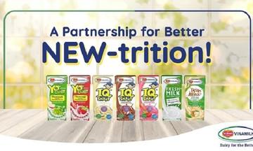 Vinamilk tại Philippines ra mắt sản phẩm tại các chuỗi siêu thị lớn và kênh thương mại điện tử