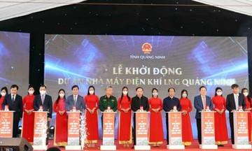 Quảng Ninh khởi công 04 dự án 'khủng' với tổng vốn hơn 283 nghìn tỷ đồng